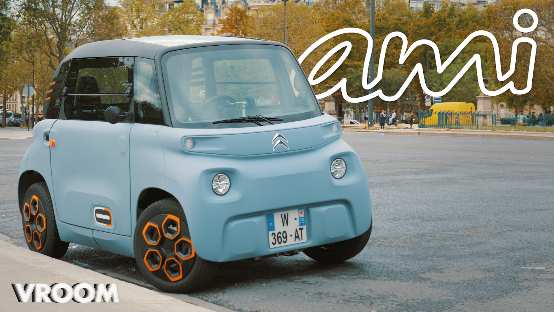 On a testé la Citroën Ami : le futur de la mobilité en ville ?