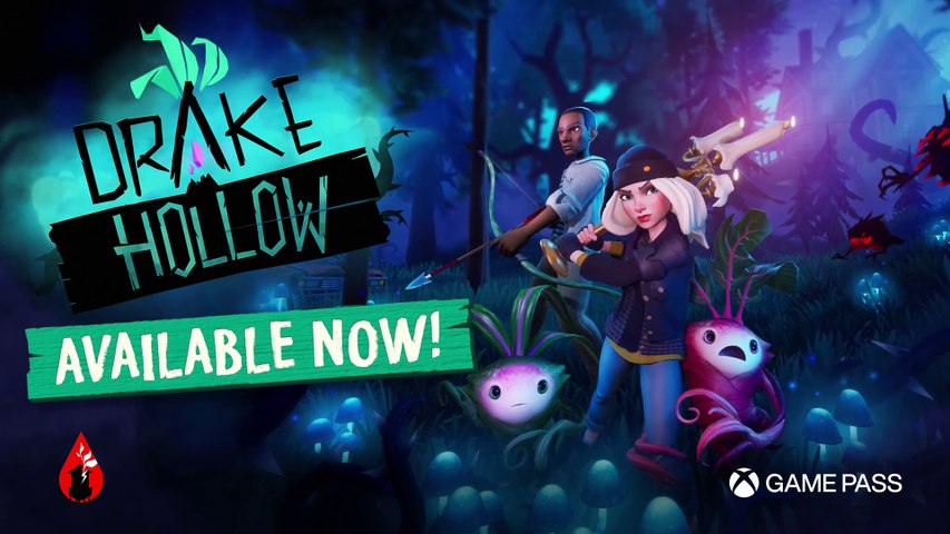 Drake Hollow - Launch Trailer | Gamescom 2020