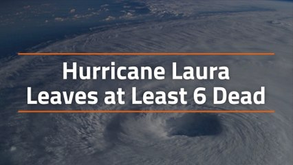 Hurricane Laura Deaths