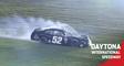Jeffrey Earnhardt, Vanderwal involved in early wreck at Daytona