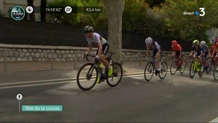 Annemiek van Vleuten accélère en tête de la course !