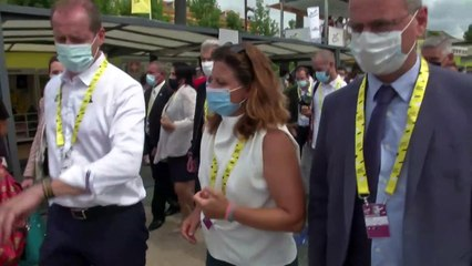 A Nice, un départ du Tour de France 2020 marqué par le Covid