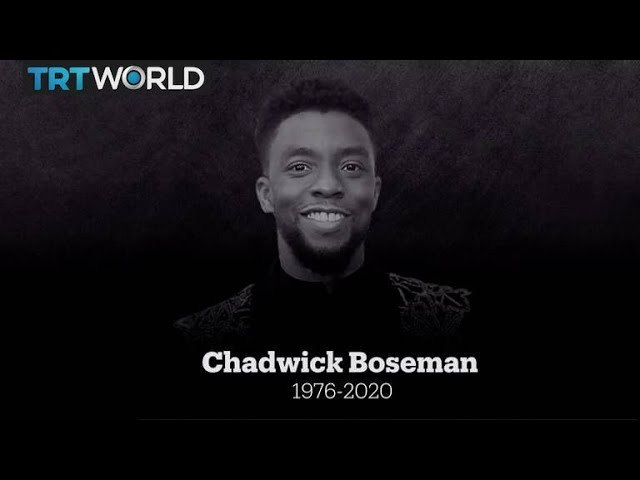 'Black Panther' actor Chadwick Boseman dies of colon cancer aged 43