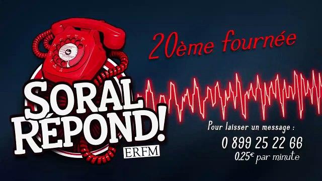 Soral répond... sur ERFM ! – Vingtième fournée !