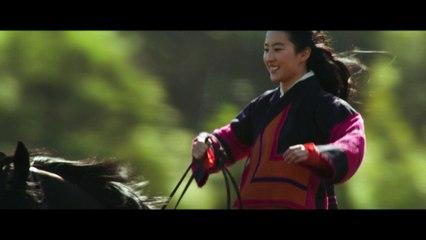 Mulan-MUSIC VIDEO - CHRISTINA AGUILERA - REFLECTION