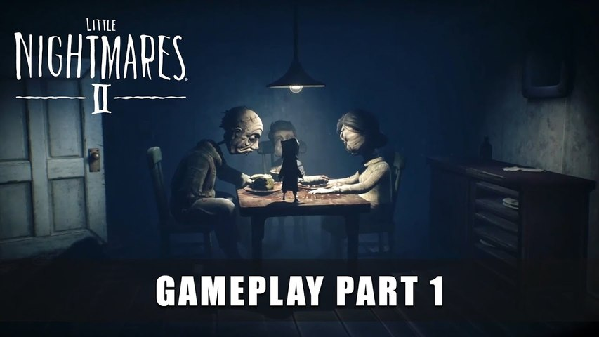 LITTLE NIGHTMARES 2 - Gameplay Clip Part 1 | Gamescom 2020