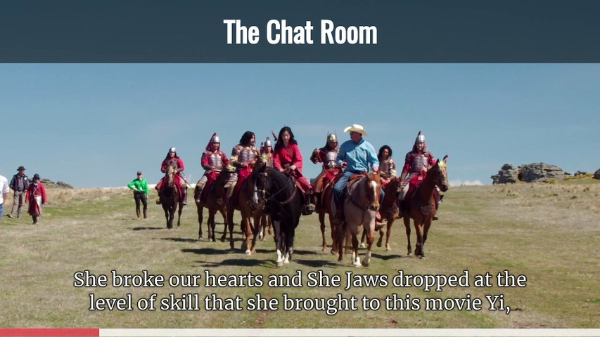 Mulan Chat Room (Captioned by Zubtitle)