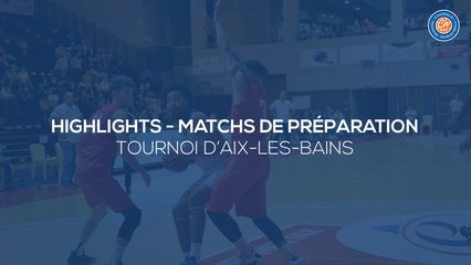 2020/21 Highlights Tournoi d'Aix-les-Bains