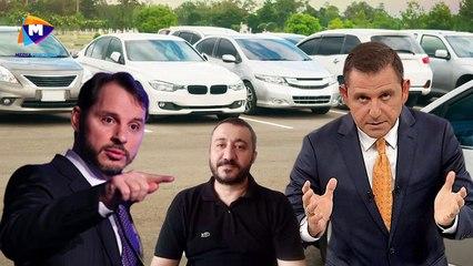 Fatih Portakal ve Kemal Özkiraz'dan Berat Albayrak'ı kızdıracak ÖTV zammı çıkışı!