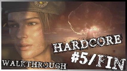 Walkthrough - Resident Evil 3 Remake [5-FIN] : Omae wa mou shindeiru  !