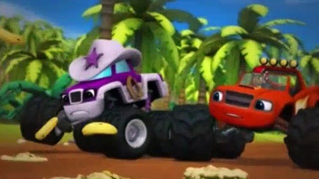 Blaze and the Monster Machines Season 2 Episode 5 Piggy 500