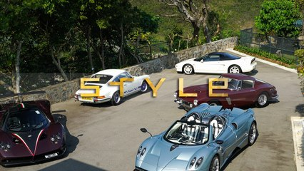 Is this Hong Kong's biggest supercar collection? Ferraris, Porsches and a Pagani Zonda Fantasma Evo