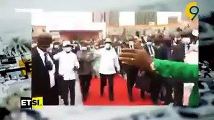 """Tidjane Thiam """"La question du troisième mandat divise"""""""