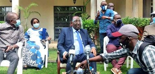 Sidya Touré : ''avec un fichier fiable et des élections transparentes, n'importe qui peut battre Alpha''