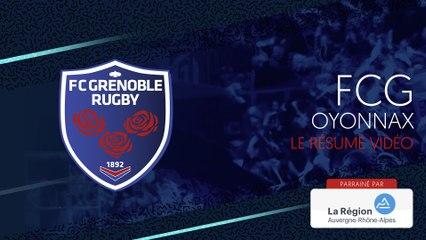 FCG - Oyonnax : le résumé vidéo