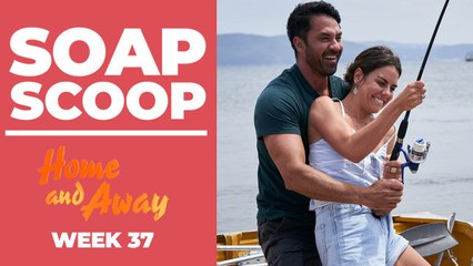 Home and Away Soap Scoop! Mac and Ari's romance gets serious
