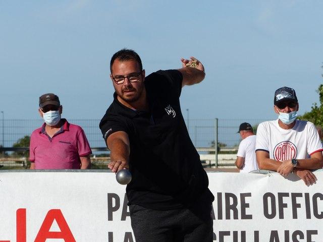 Mondial la Marseillaise à pétanque 2020 : 32e PERRY vs CHAMPIONS DE FRANCE
