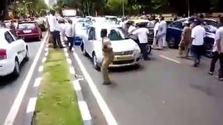 Ola, Uber drivers on strike today