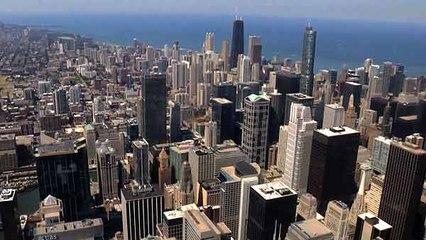Chicago, Wiege der Wolkenkratzer