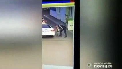 Menina é raptada em estação de serviço quando mãe pagava combustível