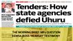 The Morning Brief: MPs question KEMSA boss 'hearsay' testimony