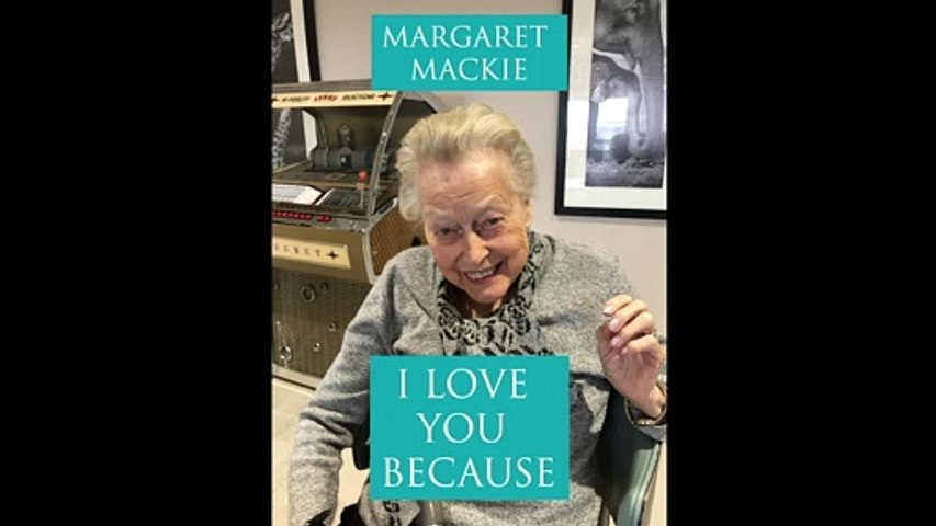 Margaret Mackie records new track