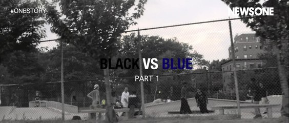 Black Vs. Blue- Policing Black America | The One Story