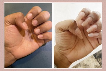 How to Do Your Gel Extensions at Home, From Beginning to End