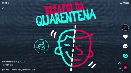 HITMAKER - Desafio Da Quarentena