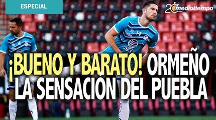 Ormeño vale 30 veces menos que el goleador más caro de Liga MX