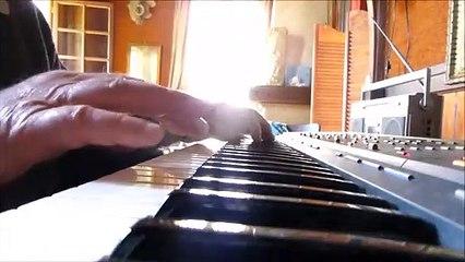 joyfull fingers electric piano improvisation by vladimir mitz