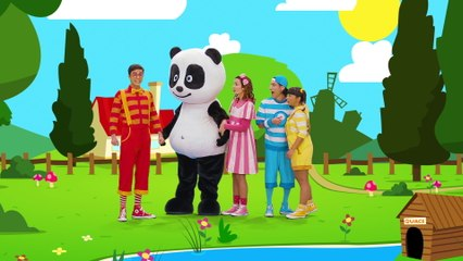 Panda e Os Caricas - Mamã Pato