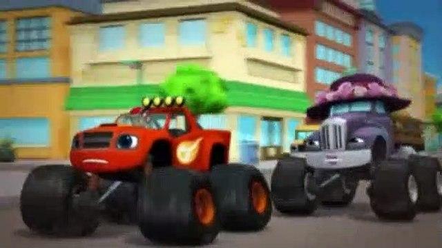 Blaze and the Monster Machines Season 2 Episode 14 Rocket Ski Rescue
