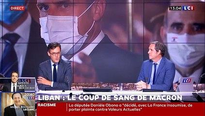 """""""Ce que vous avez fait est grave !"""" : Fureur d'Emmanuel Macron contre un journaliste du """"Figaro"""""""