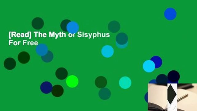 [Read] The Myth of Sisyphus  For Free
