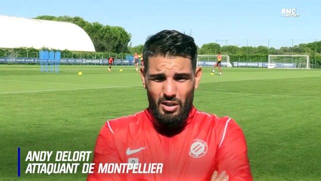 Montpellier : Delort donne de ses nouvelles après avoir contracté le coronavirus