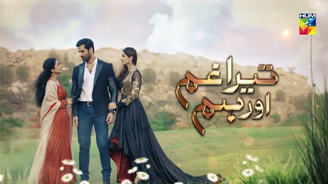Tera Ghum Aur Hum Episode 19 HUM TV Drama 2 September 2020