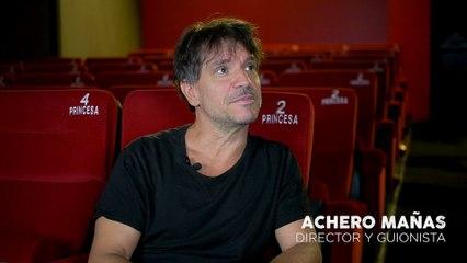 """Clip de vídeo en exclusiva de la película """"Un mundo normal"""", de Achero Mañas, protagonizada por Ernesto Alterio."""
