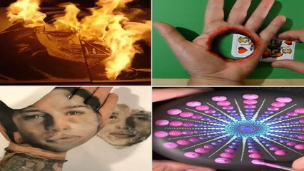 4 Mesmerizing Artists