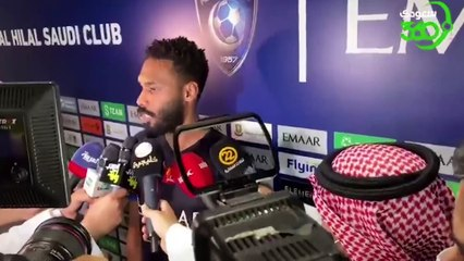 ماذا قال جحفلي لسعودي 360  بعد التتويج بلقب الدوري السعودي؟