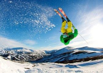 TAZ 3 Temporary Autonomy Zone (Ski)