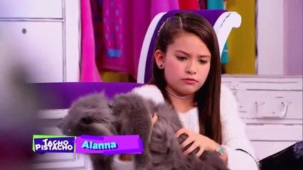 Los Amigos de Tacho   Alanna y su gato parlanchín