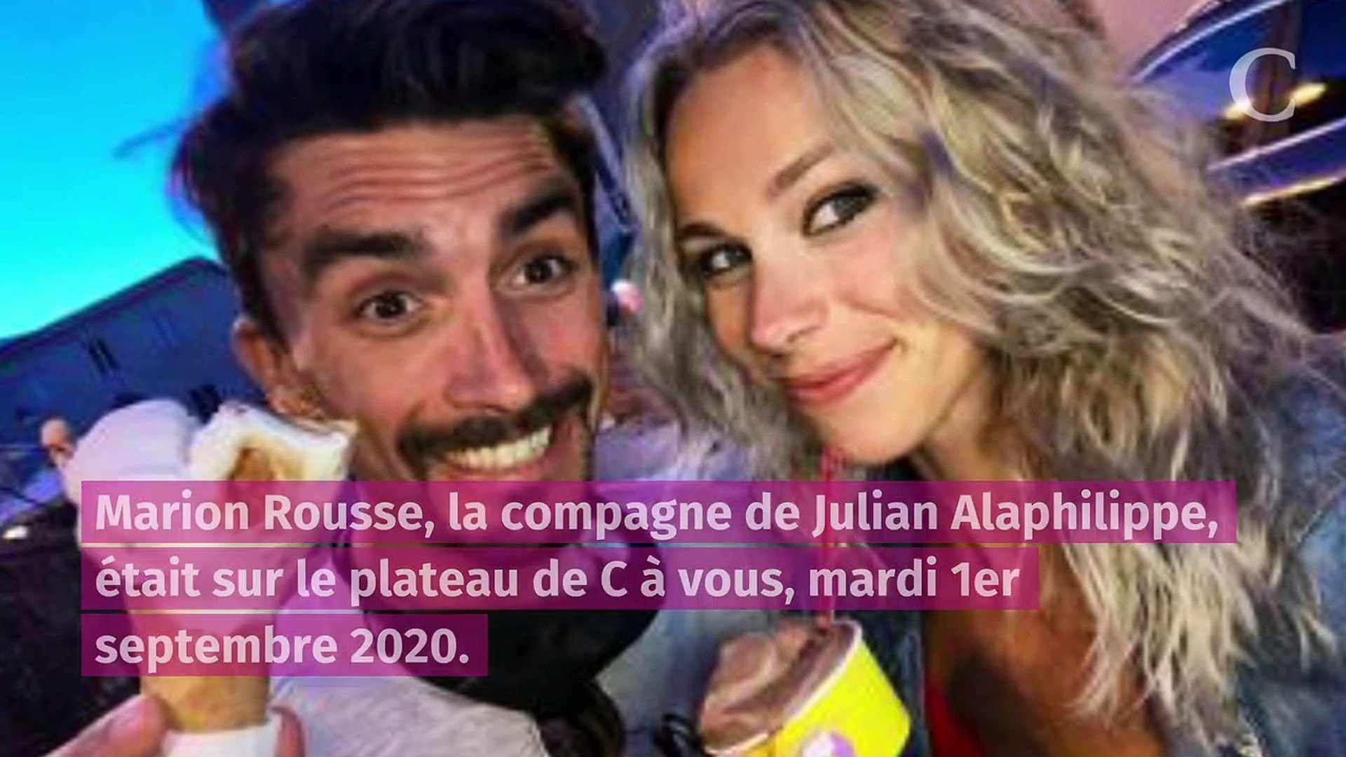 Les Rares Confidences De Marion Rousse Sur Julian Alaphilippe Il Donne Tellement D Amou Video Dailymotion
