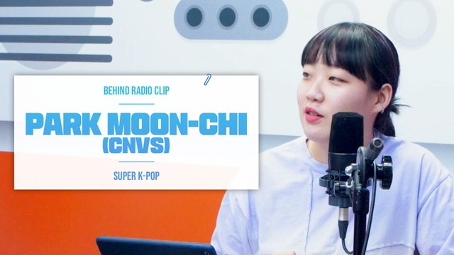 [Pops in Seoul] ♦︎Behind Radio Clip♦ Park Moon-chi(박문치)'s Interview~