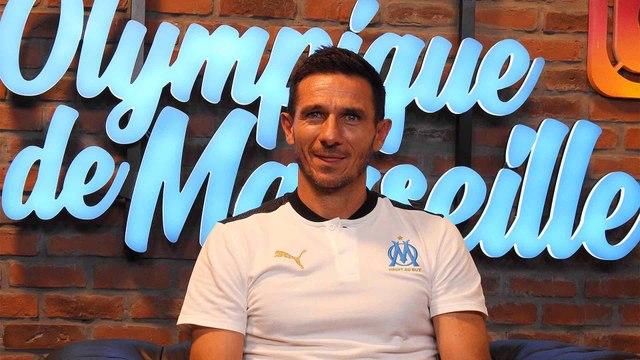 Entretien avec Stéphane François, entraîneur U17 de l'OM
