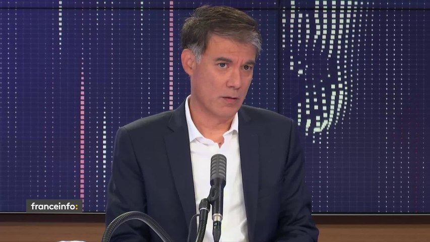 """François Bayrou haut-commissaire au plan, plan de relance... """"le 8h30 franceinfo"""" d'Olivier Faure"""