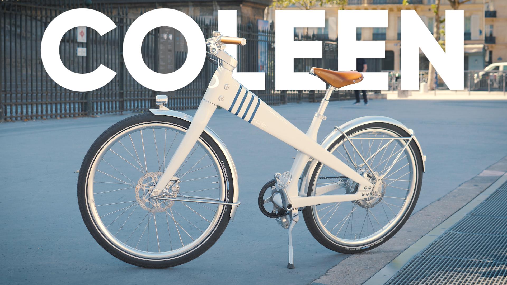 On a testé le Coleen Marinière : un produit de luxe fait-il un bon vélo électrique ?