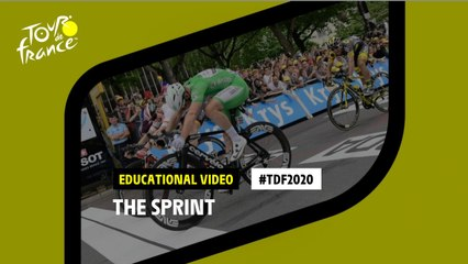 #TDF2020 How is the final sprint led ?