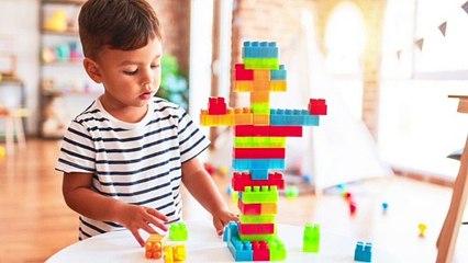 Estimular el cerebro de los niños