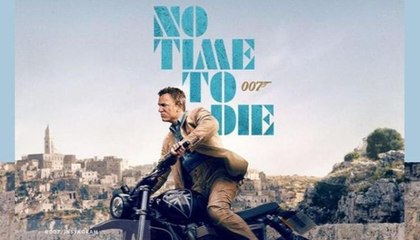 No Time To Die The Trailer 11/25/2020